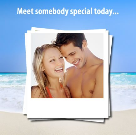 Meet somebody special today with 30 Date